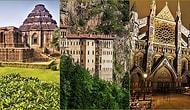 Dünyadaki Ünlü Tarihi Yapıların Hangi Ülkelerde Olduğunu Bulabilecek misin?