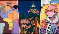 Gözümüz Gönlümüz Açılacak: Türkiye'nin Dört Bir Yanından Şehirleri Gri Renkten Kurtararak Cıvıl Cıvıl Yapan 26 Mural Çalışması
