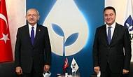 Kılıçdaroğlu'ndan Babacan'a Ziyaret: 'İttifak Söz Konusu Değil Ancak Seçim Döneminde Gündeme Gelebilir'