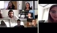 Zoom Üzerinden Online Ders Yaparken Öğretmeninin Türkçe Bildiğini Unutup Ana Avrat Söven Öğrenci