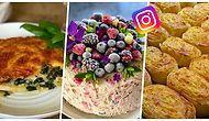 Tatlıdan Tuzluya Instagram Kullanıcılarının Ellerinden Çıkmış Birbirinden Güzel 13 Tarif