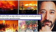 """""""PKK'lı Piçlerin Bulunup O Ormanda Benzin Dökülüp Yakılması Lazım"""" Diyen Fettah Can'ın Açıklaması Sosyal Medyanın Gündeminde"""