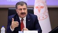 Sağlık Bakanı Koca: 'İstanbul'daki Vakalarda Son Bir Ayda Yüzde 50 Artış Var'