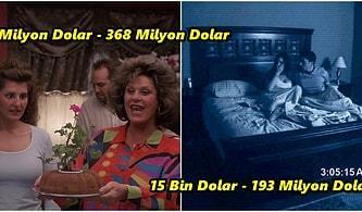 Düşük Bütçelerle Çekilmesine Rağmen Gişede İnanılmaz Bir Başarı Sağlayarak Hasılat Rekoru Kıran 12 Film