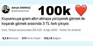 100 Bin Beğeniye Ulaşarak Etkileşim Rekorları Kıran Twitter'ın En Sağlam Tweetleri