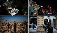 📷 Siviller Uykudayken Vuruldu: İçimizi Acıtan Karelerle Gence'de Yaşanan İnsanlık Dramı