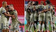 Beş Gollü Maçta Kazanan Fenerbahçe Oldu! Temponun Bir An Bile Düşmediği Mücadelede Yaşananlar ve Tepkiler