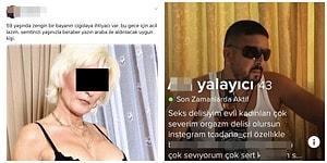 Türkiye Cinsel Açlığın Afrikasıdır! Sosyal Medyada Dul Olduğunu ve Jigolo Aradığını Söyleyen Kadınlara Yönelik İlgi ve Nedenleri