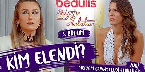 ELENEN YARIŞMACILAR BELLİ OLDU! Beaulis Makyajın Anlatsın 3. Bölüm W Meryem Can & Melodi Elbirliler!
