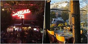 Ankara'da Mahalle Mekanı Sıcaklığını Bulabileceğiniz Birbirinden Samimi Üstü Açık Mekanlar