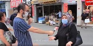 'Çalışmaktan Ellerim Nasır Tuttu' Diyen ve 4 Yıldır Kanser Tedavisi Gören Kadın: 'Seçim Olsa AKP'ye Veririm, Seviyorum Adamı'