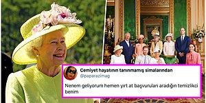 Kalkın Temizlikçi Olacağız! Kraliçe II. Elizabeth'in Fıstık Gibi Maaş Vereceği Yatılı Temizlikçi İlanı Aklımızı Aldı