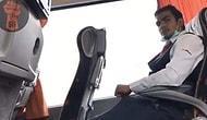 Otobüste Yolcuyu Taciz Eden Sapık Muavin Tutuklandı