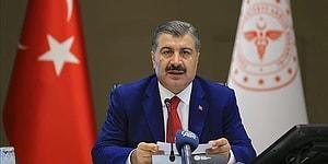Sağlık Bakanı Fahrettin Koca'nın Bilinmeyenli Denklem Gibi Açıkladığı Vaka Sayısı Kafalardan Yanık Kokusu Getirdi