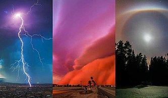 2020 Hava Olayları Fotoğrafları Yarışmasından Dünyamızın Eşsiz Bir Yer Olduğu Kanıtı Niteliğinde 28 Fotoğraf
