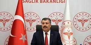 Bakan Koca: 'Salgın Anadolu'da İkinci Zirve Döneminde, Riskli Bir Tırmanışla Karşılaşıyoruz'