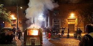 Napoli'de Sokağa Çıkma Yasağı Olaylı Başladı: 'Bizi Kapatıyorsan, Bize Ödeme Yapmalısın'
