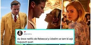 Hitchcock'dan Wheatley'e! İzleyici Kitlesi Tarafından Büyük Beğeni Toplayan Netflix'in Yeni Göz Bebeği 'Rebecca'