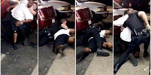 ABD Polisi Bir Siyahiyi Daha Vurarak Öldürdü