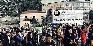 İstanbul, İzmir, Gaziantep... Cihatçı Grupların Yürüyüşü Sosyal Medyada Tepkilerin Odağında