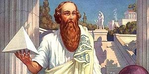 Matematikçi Diyerek Küçük Yaşta Bağrımıza Bastığımız Pisagor'un Bir Tarikat Lideri ve Katil Olduğunu Biliyor muydunuz?