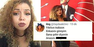 Trabzon İçin 'Sana Şehir Diyenin Anasını S...' Demişti: CHP Gençlik Kolları Görevlisi İlayda Kılınç İhraç Edilecek