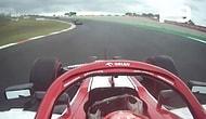 İzlemesi Aşırı Keyifli Şeylerde Bugün: Kimi Raikkonen'in Portekiz Grand Prix'indeki Start Performansı