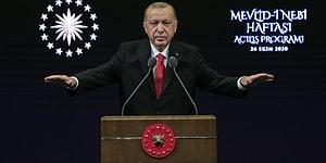 Erdoğan'dan Boykot Çağrısı: 'Sakın Fransız Markaları Satın Almayın'