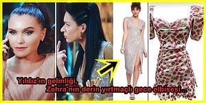 Yasak Elma'nın Yıldızları Ender, Şahika, Zehra ve Yıldız'ın Kendinizi Fashion Week'te Gibi Hissedeceğiniz Kıyafetleri
