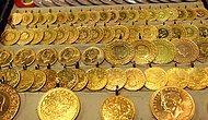Altın Fiyatları Yükselmeye Devam Ediyor! Çeyrek Altın 800 Lirayı Aştı