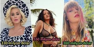 Söyledikleri Her Şarkı İçin İnanamayacağınız Paralar Kazanan Dünyanın En Zengin 25 Müzisyeni