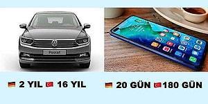 Almanya ve Türkiye Arasındaki Market Fiyatlarını Kıyaslayan Instagram Hesabından İçinize Öküz Oturtacak Paylaşımlar