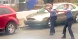 ABD'de Yine Bir George Floyd Vakası: Polis Siyahi Bir Adamı 10 Kurşun ile Sokak Ortasında Öldürdü