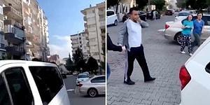 İzmir'deki 6,6 Büyüklüğündeki Deprem Sırasında Binaların Yıkılma Anları Böyle Kaydedildi!