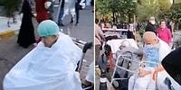 İzmir'de 6,6 Büyüklüğündeki Deprem Sonrasında Buca Seyfi Demirsoy Hastanesi Boşaltılıyor İddiası