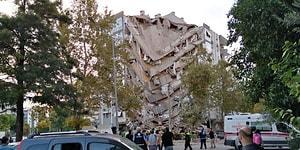 ABD Jeolojik Araştırma Merkezi'nden İzmir Depremi Değerlendirmesi: 'Plaka İçi Deprem Yaşandı'