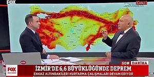 İzmir Depremini Önceden Bilen Deprem Bilimci Prof. Övgün Ahmet Ercan: 'Deprem ve Terör Yoksulun Sorunudur, Zenginler Ölmez'