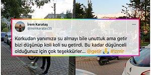 Tüm Türkiye İzmir İçin Tek Yürek! Getir'in Depremzedelere Kısa Sürede Ulaştırdığı Yardım Sosyal Medyanın Gündeminde