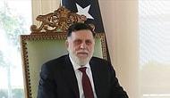Libya Başbakanı Sarrac İstifa Kararından Vazgeçti