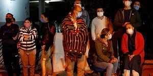 Depremin Vurduğu İzmir'de Vatandaşlar Geceyi Sokakta Geçirdi