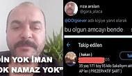 """İzmir Depremi İçin """"Din Yok, İman Yok, Namaz Yok"""" Diyen Kişinin Müstehcen Paylaşımları"""