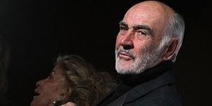 Bir Efsane Daha Aramızdan Ayrıldı: Sean Connery Hayatını Kaybetti
