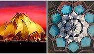 Her Dinden İnsanı Tek Bir Çatı Altında Toplayan ve Güzelliği ile Kendine Hayran Bıraktıran Mimari Bir Başyapıt: Lotus Tapınağı
