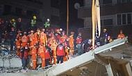 İzmir Depreminin İkinci Gününde Yaşananlar