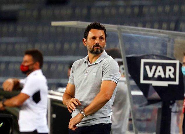 Erol Bulut, Carlos Alberto Parreira'dan sonra Fenerbahçe'nin başında ilk 7 Süper Lig maçını kaybetmeyen ilk teknik direktör oldu.