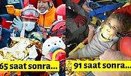 91 Saat Sonra Enkazdan Çıkartılan Ayda Bebek Gibi Geçmişteki Depremlerde Şahit Olduğumuz 10 Mucize Kurtuluş