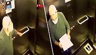 Depreme 48 Katlı Gökdelenin Asansöründe Yakalanan Adamın Korku Dolu Anları!