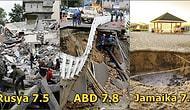 En Fazla Can Kaybı Türkiye'den: 2020'de Dünya Çapında Meydana Gelen 6.5 Üzeri Depremlerde Hangi Ülkede Kaç Kişi Hayatını Kaybetti?