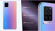 Vivo Orta Segment Telefonlara Kafa Tutacak Yeni Amoled Ekranlı Telefonunu Tanıttı: Karşınızda 64 MP Kameralı Yeni Vivo S7e 5G