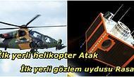 Helikopterden Tanksavar Füzesine Türkiye Topraklarında Doğmuş 11 İlk Yerli Üretim